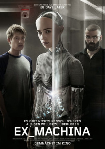 Caleb, Ava and Nathan. Film poster.
