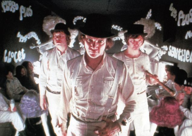 clockwork orange moral amiguity